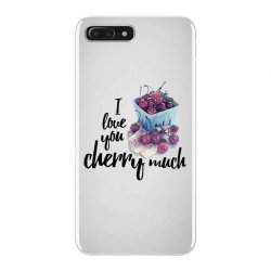 i love you cherry much for light iPhone 7 Plus Case | Artistshot