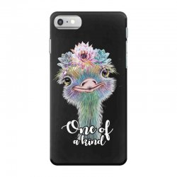 one of a kind ostrich for dark iPhone 7 Case | Artistshot