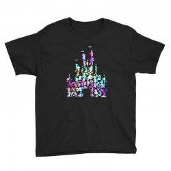 castle characters Youth Tee   Artistshot