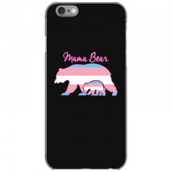 mama bear leopard trans iPhone 6/6s Case | Artistshot