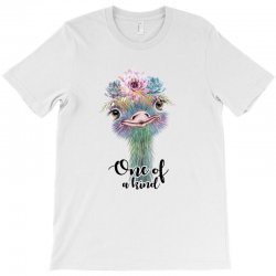 one of a kind ostrich for light T-Shirt | Artistshot