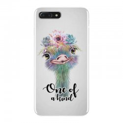 one of a kind ostrich for light iPhone 7 Plus Case | Artistshot