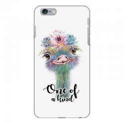one of a kind ostrich for light iPhone 6 Plus/6s Plus Case | Artistshot