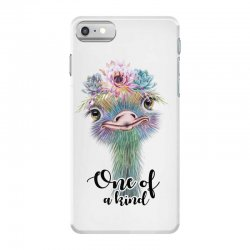 one of a kind ostrich for light iPhone 7 Case | Artistshot