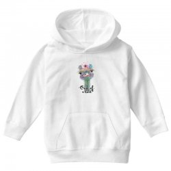 one of a kind ostrich for light Youth Hoodie | Artistshot