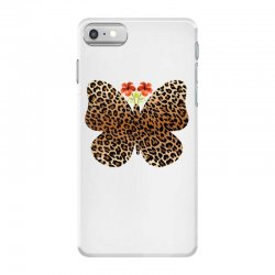 leopard butterfly iPhone 7 Case | Artistshot