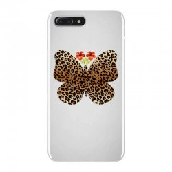 leopard butterfly iPhone 7 Plus Case | Artistshot