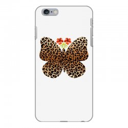 leopard butterfly iPhone 6 Plus/6s Plus Case | Artistshot