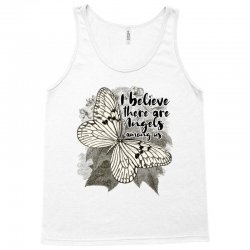 i believe there are angels among us Tank Top | Artistshot