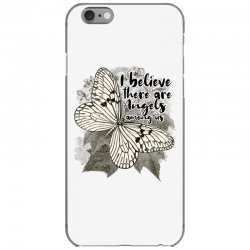 i believe there are angels among us iPhone 6/6s Case | Artistshot