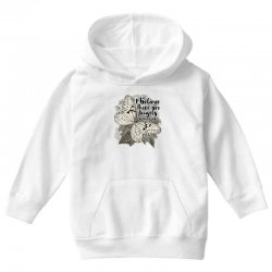 i believe there are angels among us Youth Hoodie | Artistshot