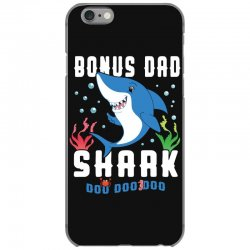 bonus dad shark family matching iPhone 6/6s Case | Artistshot