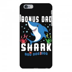 bonus dad shark family matching iPhone 6 Plus/6s Plus Case | Artistshot