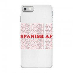 spanish  af iPhone 7 Case | Artistshot