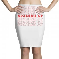 spanish  af Pencil Skirts | Artistshot