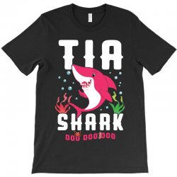 tia shark family matching T-Shirt | Artistshot