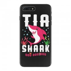 tia shark family matching iPhone 7 Plus Case | Artistshot
