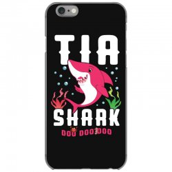 tia shark family matching iPhone 6/6s Case | Artistshot