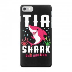 tia shark family matching iPhone 7 Case | Artistshot