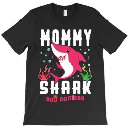 mommy shark family matching T-Shirt | Artistshot