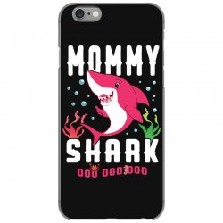 mommy shark family matching iPhone 6/6s Case | Artistshot