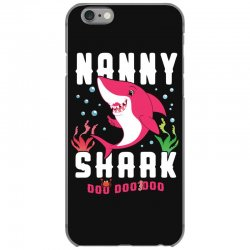 nanny shark family matching iPhone 6/6s Case | Artistshot
