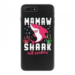 mamaw shark family matching iPhone 7 Plus Case | Artistshot