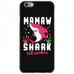 mamaw shark family matching iPhone 6/6s Case | Artistshot