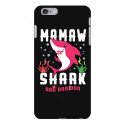 mamaw shark family matching iPhone 6 Plus/6s Plus Case | Artistshot