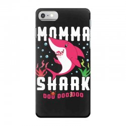 momma shark family matching iPhone 7 Case | Artistshot