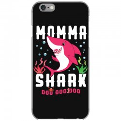 momma shark family matching iPhone 6/6s Case | Artistshot