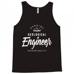 Geological Engineer Tank Top | Artistshot