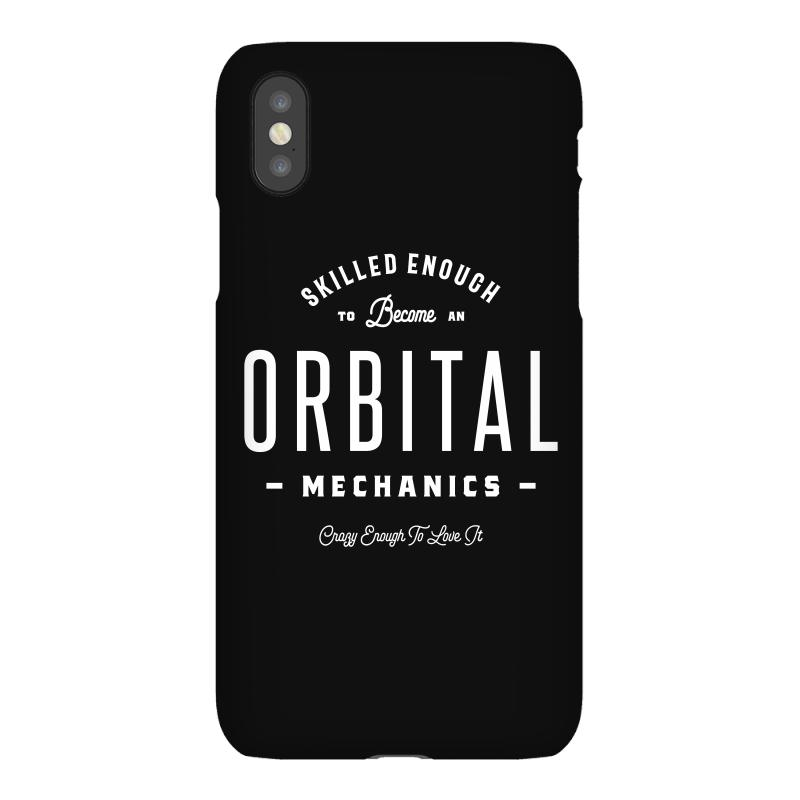 Orbital Mechanics Iphonex Case | Artistshot