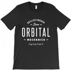 Orbital Mechanics T-Shirt | Artistshot