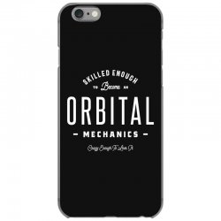 Orbital Mechanics iPhone 6/6s Case | Artistshot