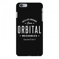 Orbital Mechanics iPhone 6 Plus/6s Plus Case | Artistshot