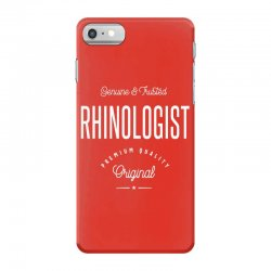 Rhinologist iPhone 7 Case | Artistshot