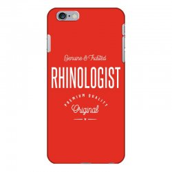 Rhinologist iPhone 6 Plus/6s Plus Case | Artistshot