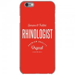 Rhinologist iPhone 6/6s Case | Artistshot