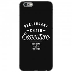 Restaurant Chain Executive iPhone 6/6s Case | Artistshot