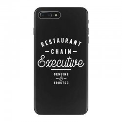 Restaurant Chain Executive iPhone 7 Plus Case | Artistshot