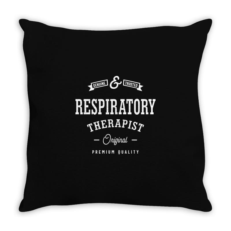 Respiratory Therapist Throw Pillow | Artistshot