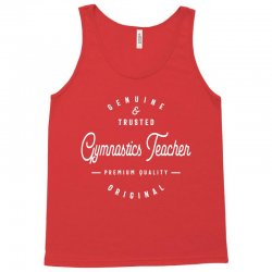 Gymnastics Teacher Tank Top | Artistshot
