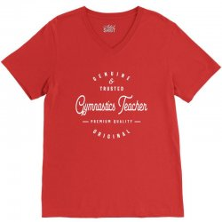 Gymnastics Teacher V-Neck Tee | Artistshot