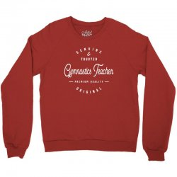 Gymnastics Teacher Crewneck Sweatshirt | Artistshot