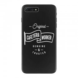 Cafeteria Worker iPhone 7 Plus Case | Artistshot