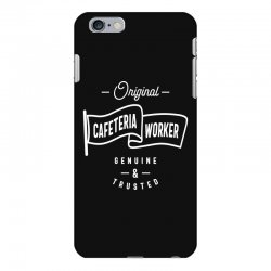 Cafeteria Worker iPhone 6 Plus/6s Plus Case | Artistshot