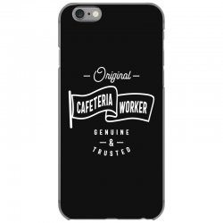 Cafeteria Worker iPhone 6/6s Case | Artistshot