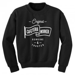 Cafeteria Worker Youth Sweatshirt | Artistshot