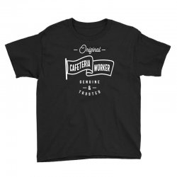 Cafeteria Worker Youth Tee | Artistshot